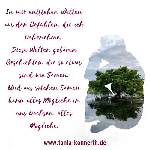 Welten – Tania Konnerth