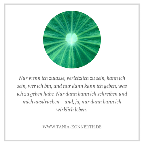 Verletzlichkeit – Tania Konnerth
